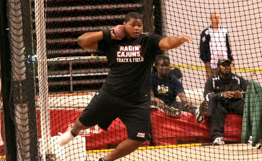 [N] Track and Field at McNeese Indoor