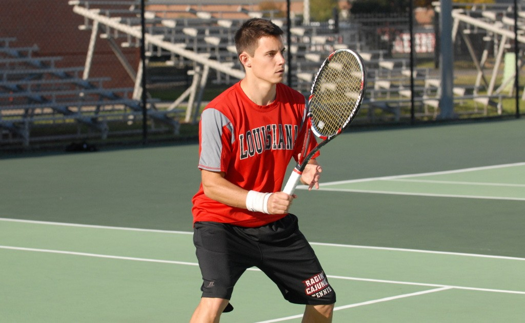 [L] Men's Tennis at Baylor