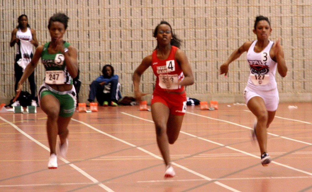 [N] Track and Field at Jeff Davis Bank Invite