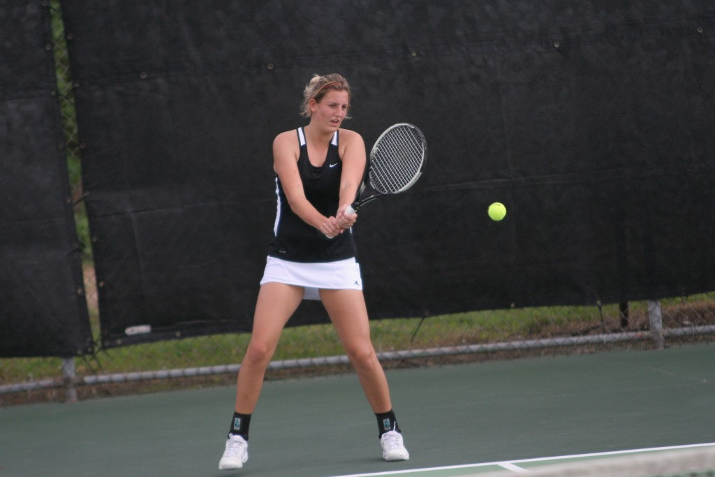 [L] Women's Tennis vs South Alabama