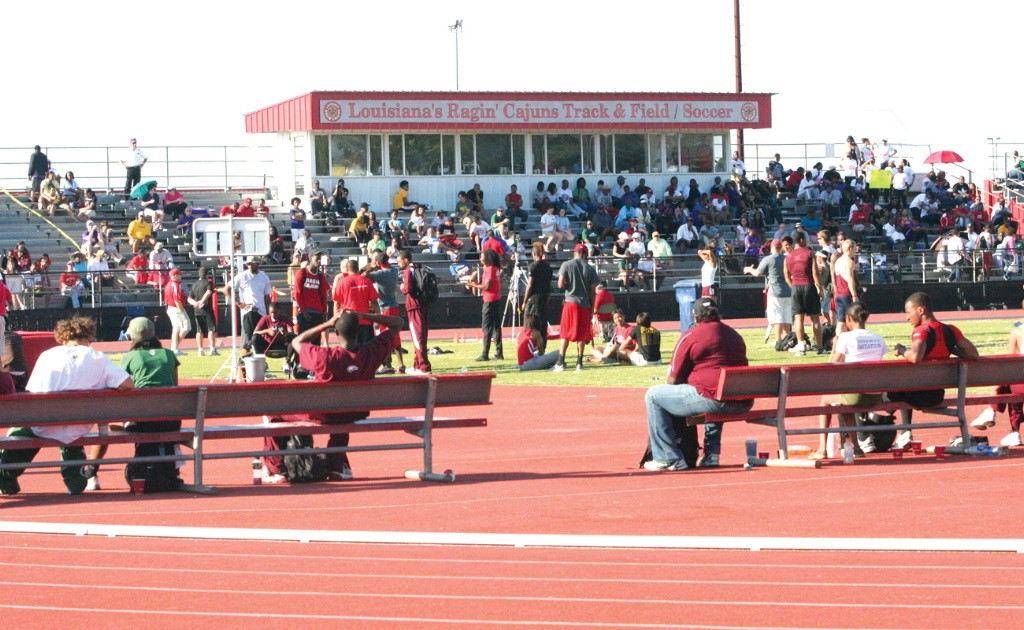 [N] Track and Field vs Cole-Lancon Invitational
