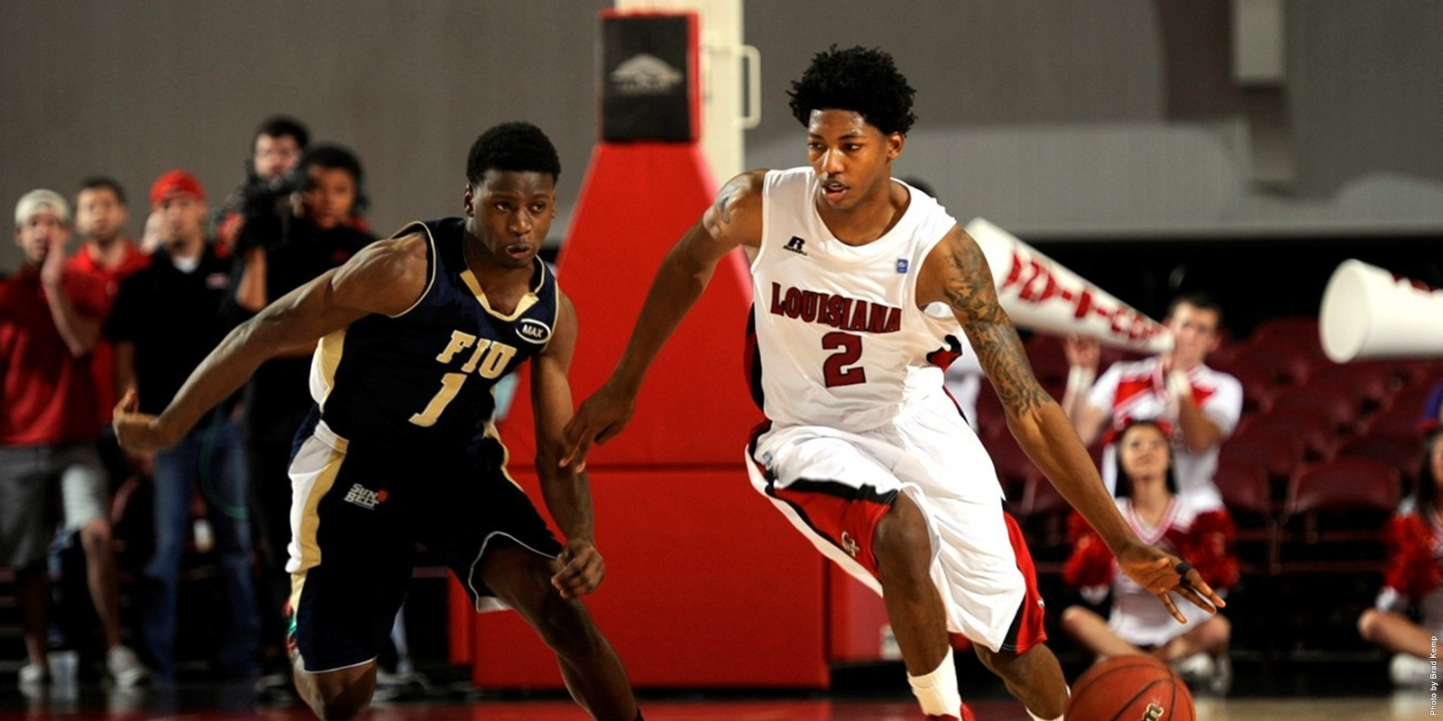 Former John Ehret High guard Elfrid Payton has starred for USA youth teams and the Ragin' Cajuns.